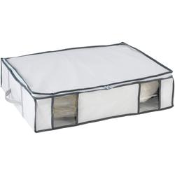 WENKO Unterbettkommode Vakuum Soft Box L weiß