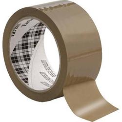 Tartan 369B5066 Packband Tartan™ 369 Braun (L x B) 66m x 50mm 66m