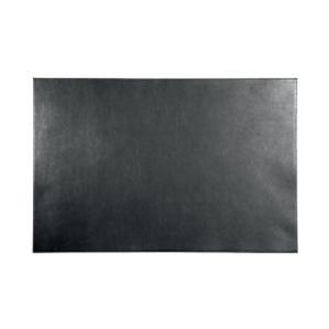 DURABLE Schreibunterlage Design Premium Leder Schwarz 65 x 45 x 45 cm