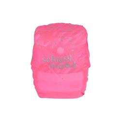 SCHOOL-MOOD® Rucksack-Regenschutz Regenschutz, Wasserdicht Regenhaube Regenhülle Regenüberzug für Schulranzen Schulrucksack