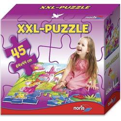 Noris Spiele - XXL Puzzle Feenwelt