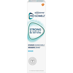 SENSODYNE ProSchmelz strong & white Zahnpasta 75 ml