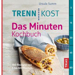 Trennkost - Das Minuten-Kochbuch als Buch von Ursula Summ