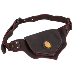 Guru-Shop Gürteltasche Sidebag & Gürteltasche, Goa Tasche mit.. 18 cm x 17 cm x 3 cm