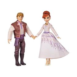 Hasbro Anziehpuppe Disney Die Eiskönigin 2 Anna und Kristoff