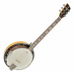 Tennessee Premium Banjo, 6-Saitig