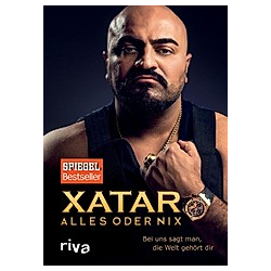 Alles oder Nix. Xatar  - Buch