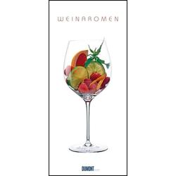 Weinaromen 2022 - Wandkalender