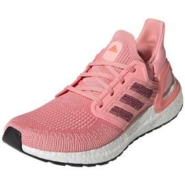 adidas Ultraboost 20 W glory pink/maroon/signal coral 40 2/3