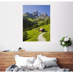 Posterlounge Wandbild, Bischofsmütze 100 cm x 130 cm