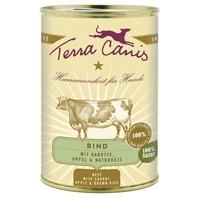 Terra Canis Rind mit Gemüse, Apfel & Naturreis 12 x 400 g