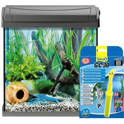 Tetra Aquarien-Set AquaArt LED, 30 Liter, BxTxH: 38,5x28x43 cm, inkl. GC 30 Bodenreiniger