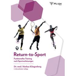 Return-to-Sport als Buch von Dr. med. Markus Klingenberg