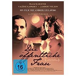 Die öffentliche Frau - DVD  Filme