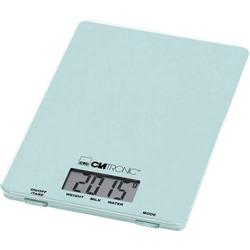 Clatronic KW 3626 LCD Küchenwaage digital Wägebereich (max.)=5kg Mint, Grün