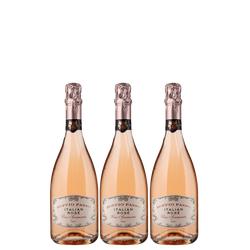 3er-Probierpaket Doppio Passo Rosé Spumante - Casa Vinicola Botter - Weinpakete