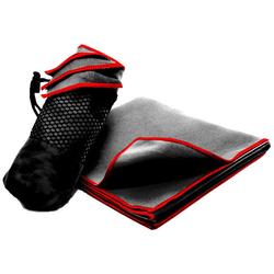 Dainese Explorer Handdoek, zwart, Eén maat