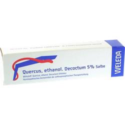 QUERCUS CORTEX 5% Salbe 25 g