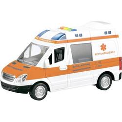 SZ D/C Krankenwagen mit L&S