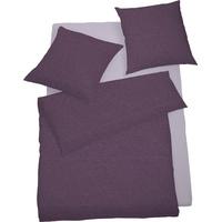 SCHLAFGUT Select Lipari lila (135x200+80x80cm)