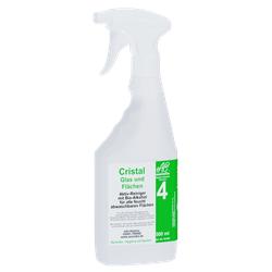 Cristal Glas- und Flächenreiniger 500ml Sprayer