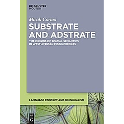 Substrate and Adstrate. Micah Corum  - Buch