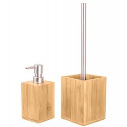 Badezimmer Set Bambus