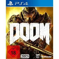Doom 1 Day One Edition - PS4