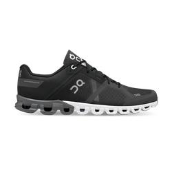 ON Laufschuhe/Sneaker Herren Cloudflow Black / Asphalt - 44,5