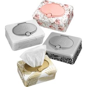 Feuchtes Toilettenpapier Deluxe Kamille Box