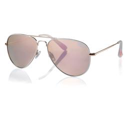 Superdry Sonnenbrille SDS Heritage goldfarben