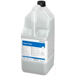 ECOLAB Assert Clean Handspülmittel, Für die tägliche ökologische Reinigung im Lebensmittelbereich, 5 l - Kanister