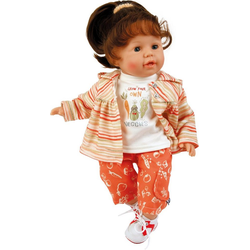 Schildkröt Manufaktur Babypuppe Susi, Made in Germany