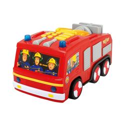 Dickie Toys Spielzeug-Auto Feuerwehrmann Sam Feuerwehrauto Super Tech Jupiter