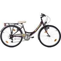 KS-CYCLING Gurlz 24 Zoll RH 36 cm lila