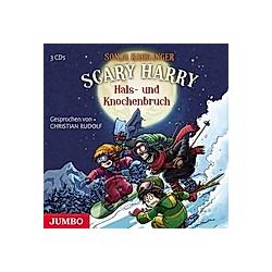 Scary Harry 6. Hals- Und Knochenbruch - Hörbuch