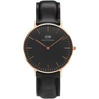 Daniel Wellington Classic Black DW00100139