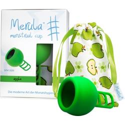 MERULA Menstrual Cup apple grün