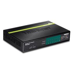 Trendnet TPE-TG82G 8-Port Switch Gigabit PoE+ (8Ports), Switch