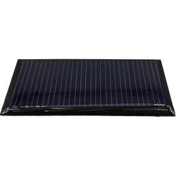 TRU COMPONENTS POLY-PVZ-3070-5V Solarzelle 5 V/DC 0.04A 1 St. (L x B x H) 70 x 30 x 2.7mm