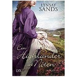 Ein Highlander in Nöten / Highlander Bd.8. Lynsay Sands  - Buch
