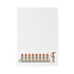 Design House Stockholm Elsa Beskow Geschirrtuch Familie Weihnachten