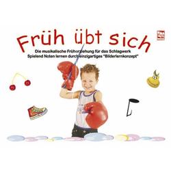 Früh übt sich als Buch von Sven Ehrhardt