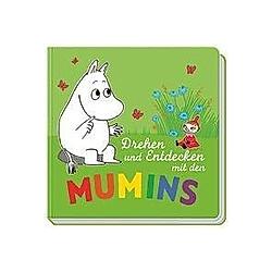Mumins: Drehen und Entdecken mit den MUMINS - Buch