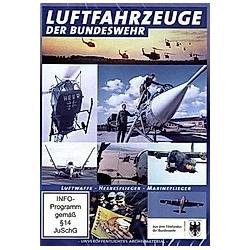 Luftfahrzeuge der Bundeswehr  1 DVD - DVD  Filme