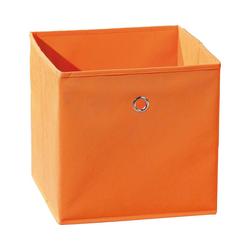 Inter Link Aufbewahrungsbox Faltbox, grün orange