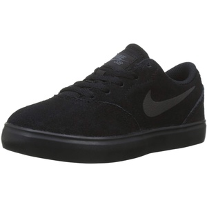 Nike Jungen Sb Check Suede (ps) Sneakers, Schwarz (Black/Black/Anthracite 001), 28 EU