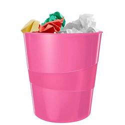 LEITZ WOW Duo Colour Papierkorb 15,0 l pink