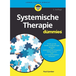 Systemische Therapie für Dummies: eBook von Paul Gamber