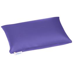 Kopfkissen, Violett, 40 x 30 x 9 cm